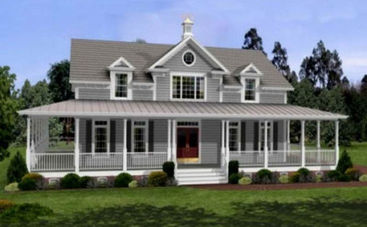 Small Farmhouse Plans Cottage House