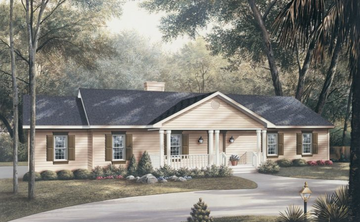 Small Front Porch Ideas Craftsman House Plans