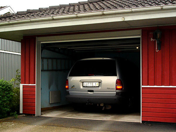 Small Garage Doors Wood