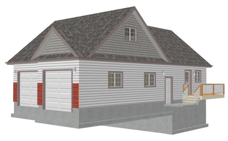 Small Garage Plans Loft Joy Studio Design