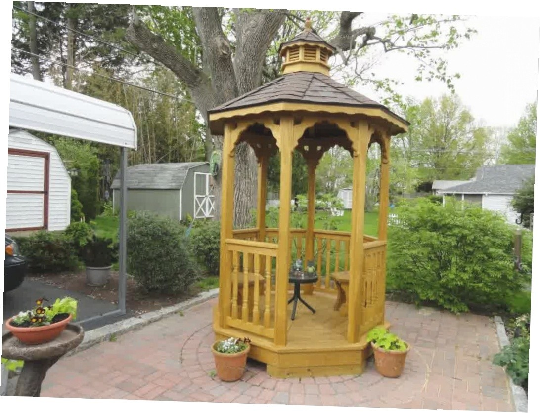 Small Gazebo Plans Ideas
