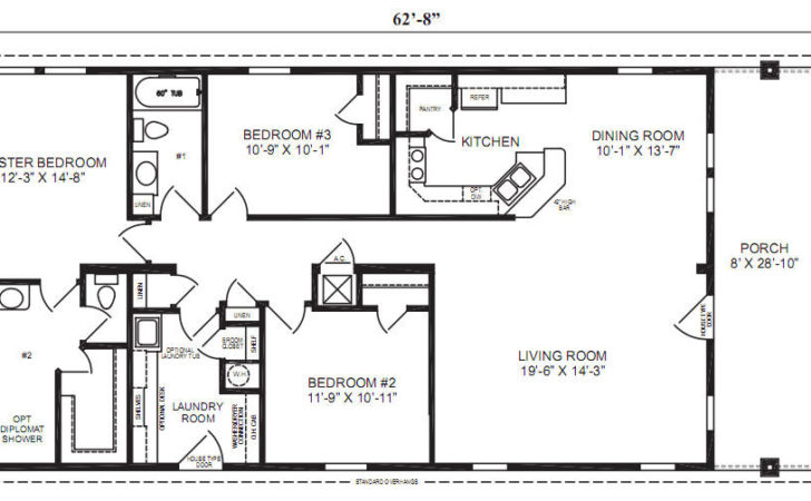 Small Homes Open Floor Plans Beautiful