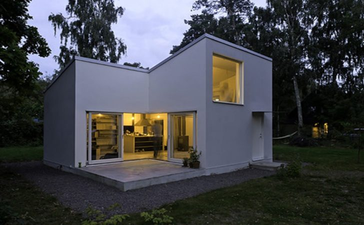 Small Homes Plans Designs Modern House Plan