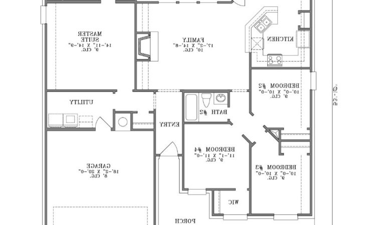 Small House Floor Plans All