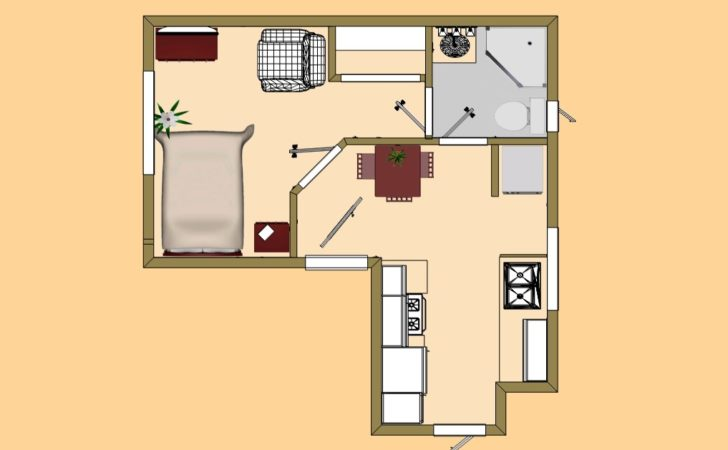 Small House Floor Plans Cozy Home