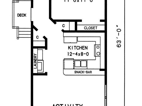 Small House Plans Choose Rooftop Tales