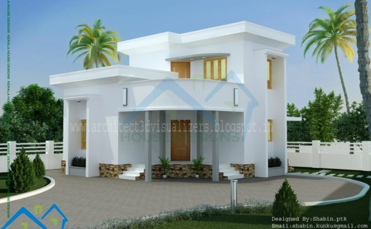Small House Plans Kerala Home Design Style