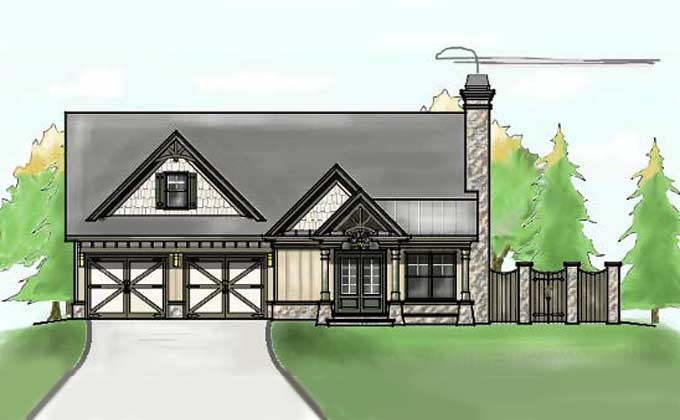 Small House Plans Porches Home Design Style