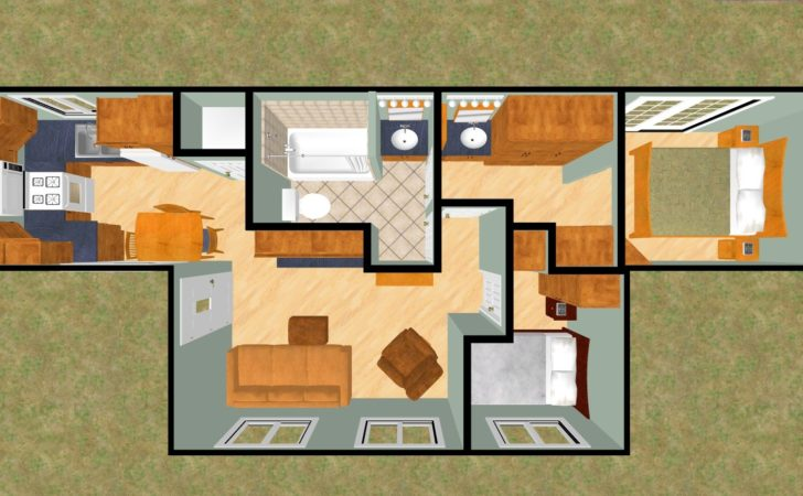 Small House Plans Under