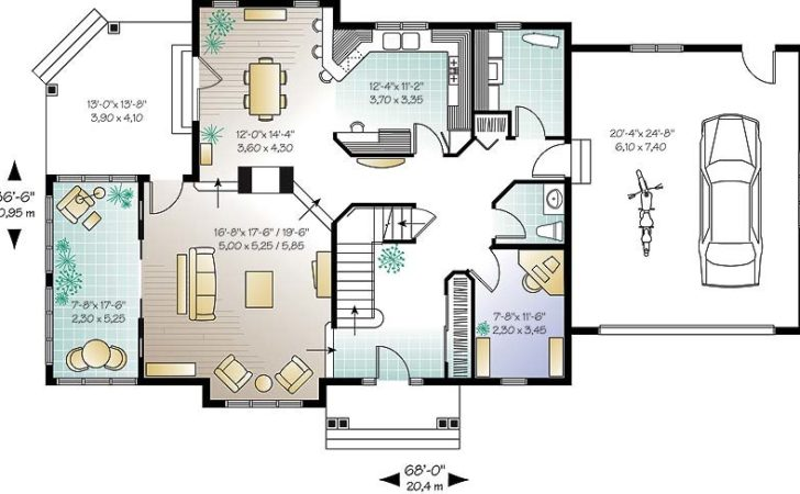 Small Lake House Plans Open Concept Myideasbedroom