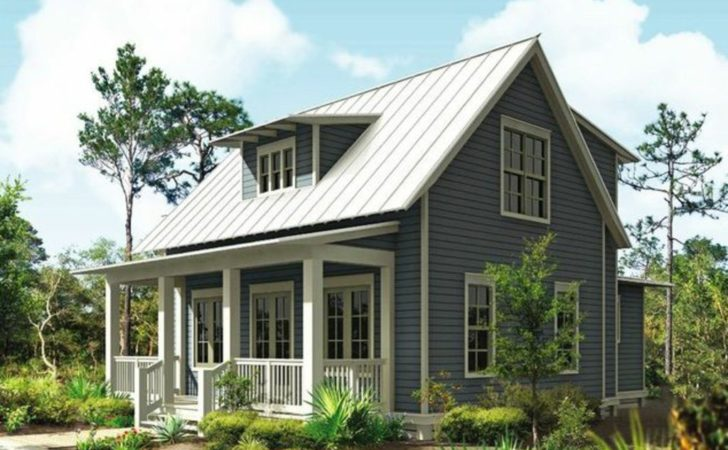 Small Lakefront House Plans Homes Floor