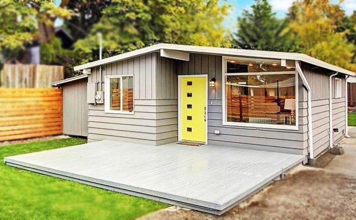 Small Modern Cabins Audidatlevante