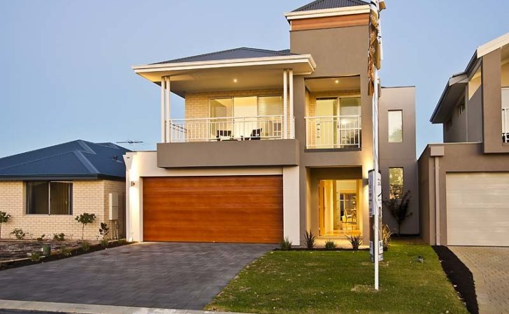 Small Narrow Lot Homes Brisbane Home Builders