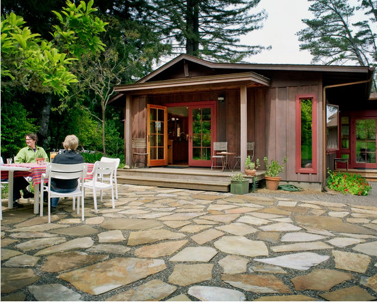 Small Patios Cozy Homes Home Plans