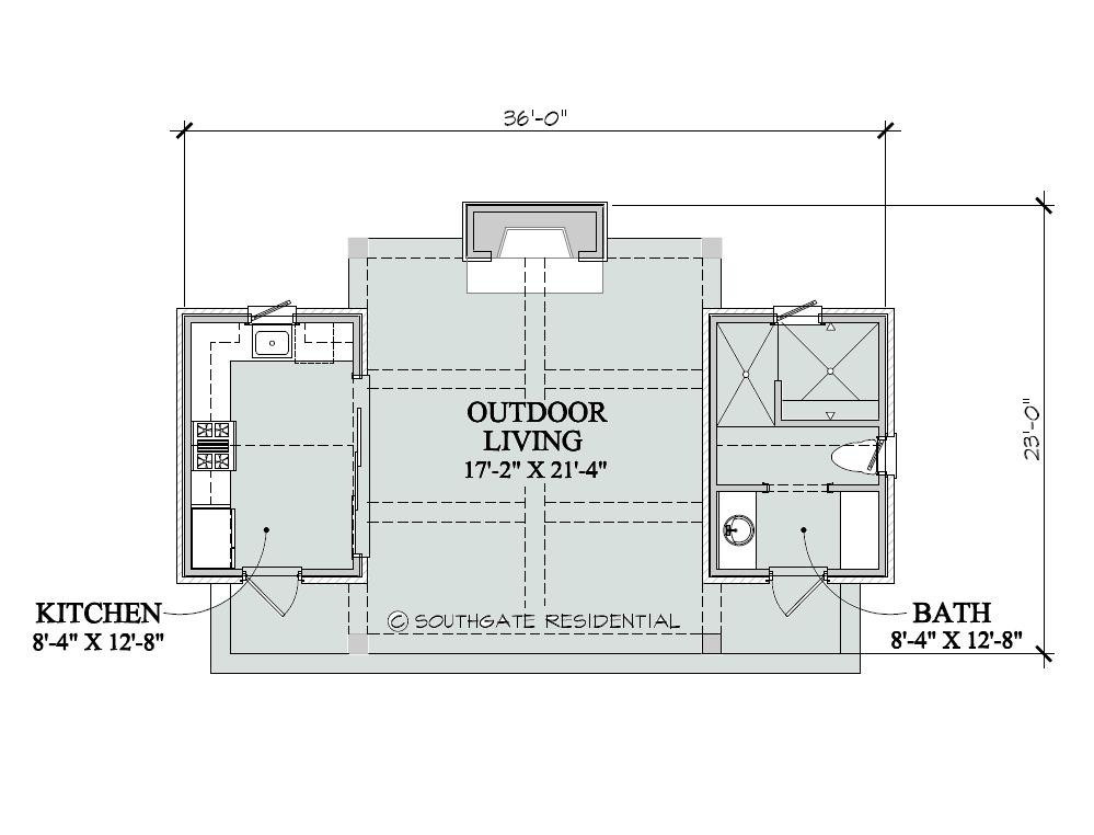 Small Pool House Plans Joy Studio Design Best