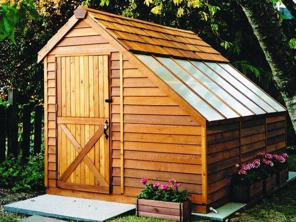 Small Potting Shed Ideas Sanglam