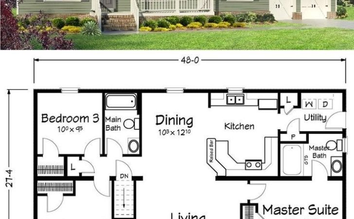 Small Ranch Style House Plans Awesome Best