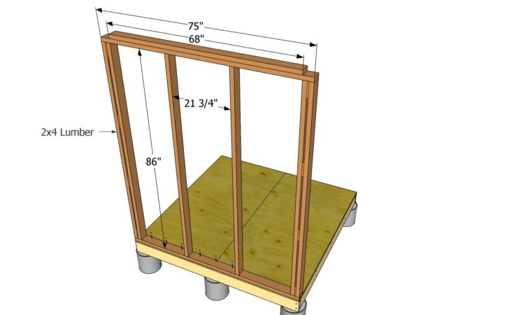 Small Shed Plans Outdoor Projects Building