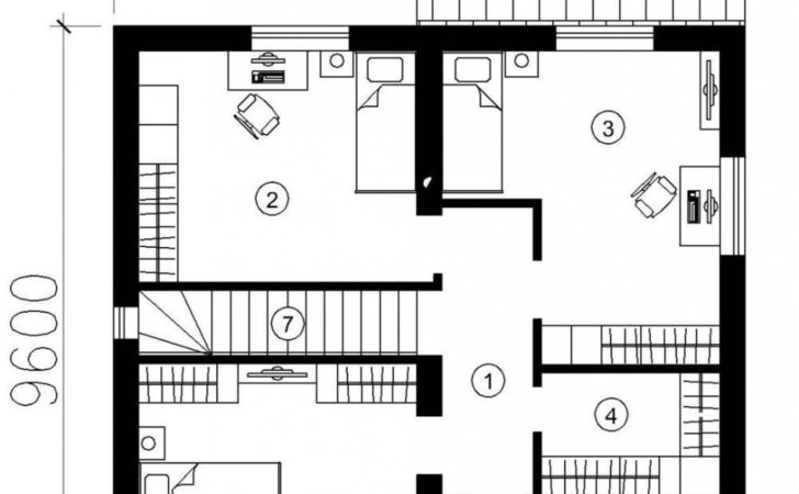 Small Simple House Floor Plans Homes