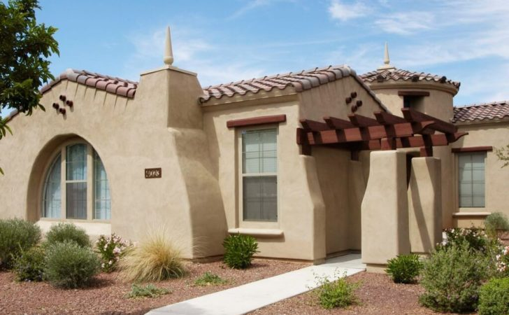 Small Spanish Style House Plans Design