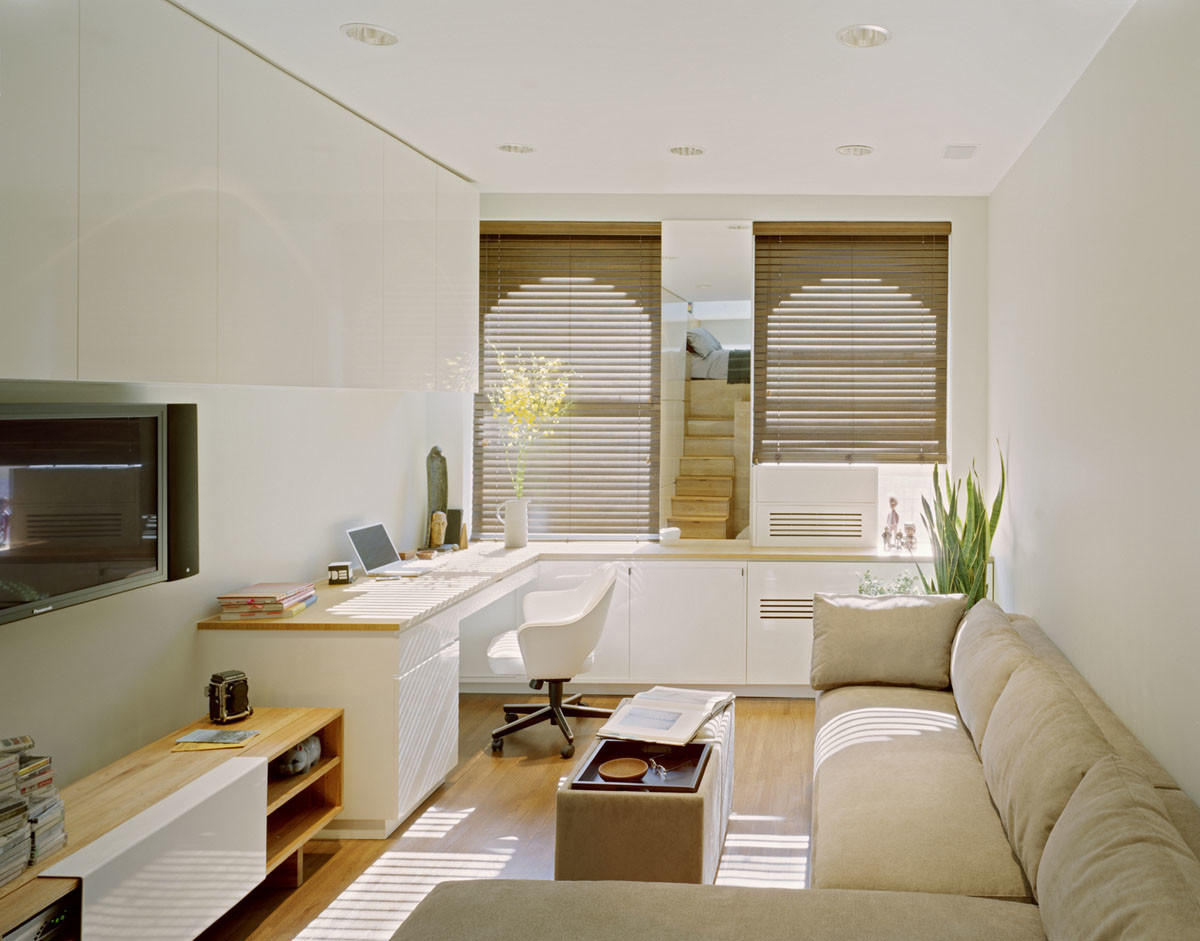 Small Studio Apartment Design New York Idesignarch
