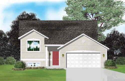 Small Traditional Style Level House Plan Vendora