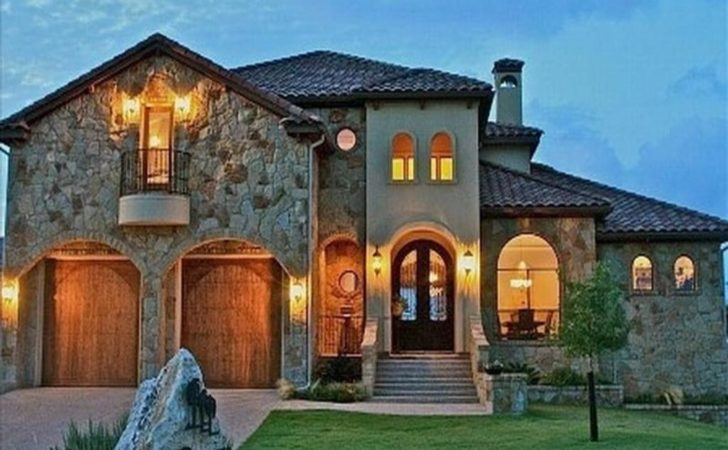 Small Tuscan Style House Plans Idea Design
