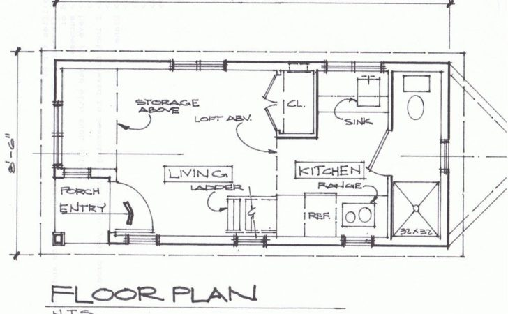 Small Vacation Home Floor Plans Lovely Tiny Cottages