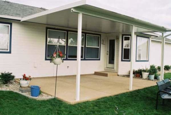 Solid Patio Covers Covered Carports Unlimited