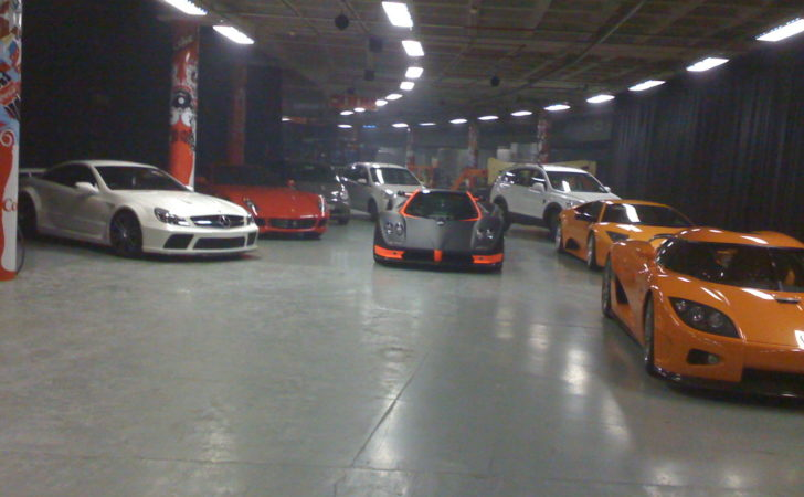 Some Late Lolly Jackson Car Collection