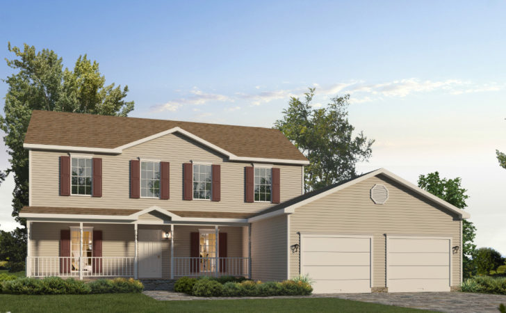Sonoma Two Story Style Modular Homes