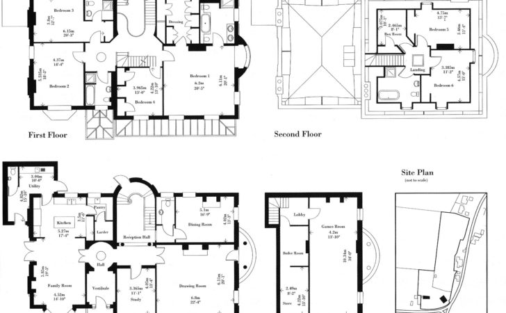 South Lodge Floor Plans Ambo Architects