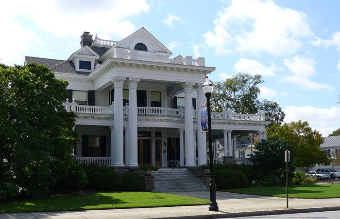 Southern Colonial Style Homes Imgkid