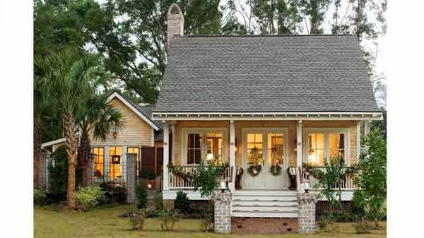 Southern Cottage House Plans Photos Ayanahouse