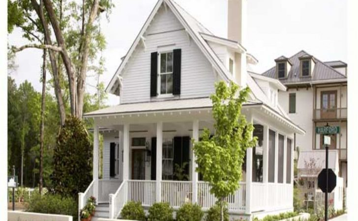 Southern Cottage House Plans Small