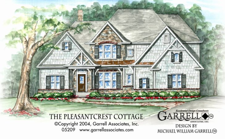 Southern Living Craftsman House Plans Awesome Cottage