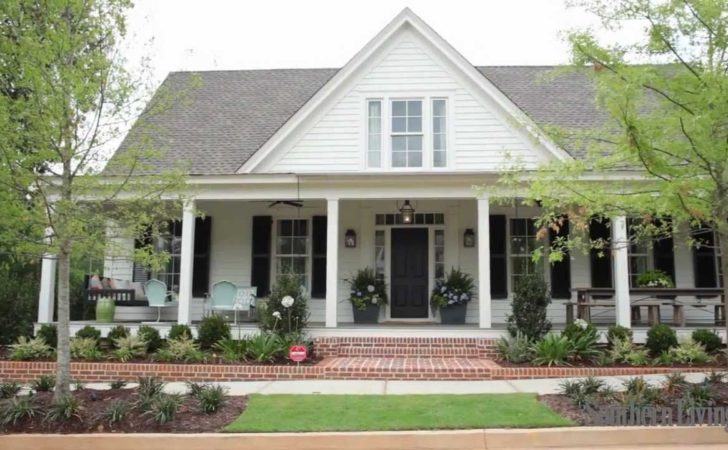 Southern Living House Plans Wrap Around Porch
