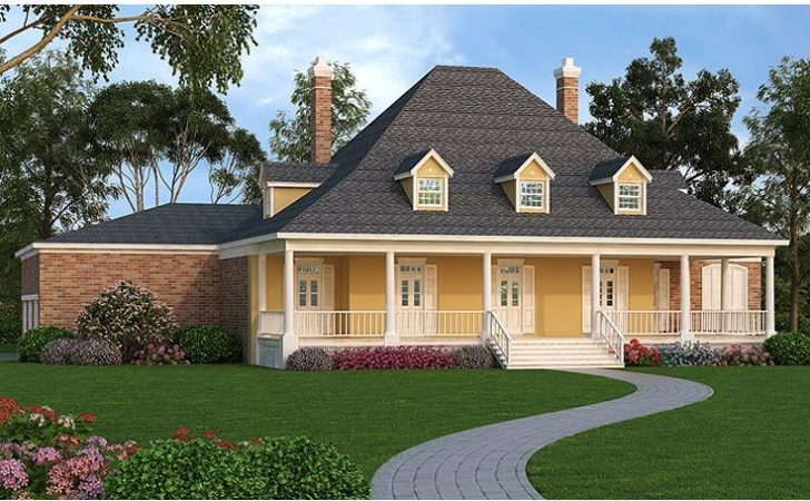 Southern Luxury Home Plans House Samples