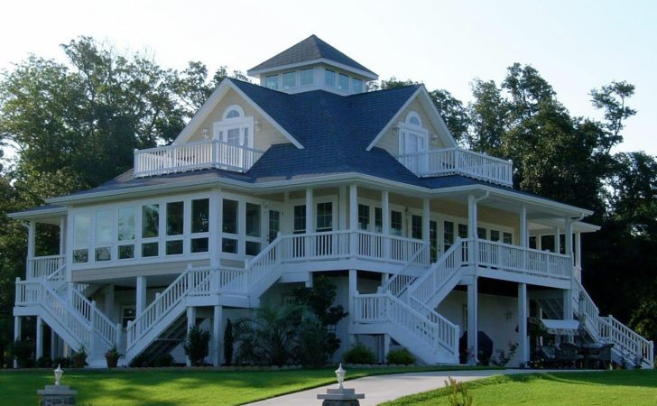 Southern Plantation House Plans Wrap Around Porch