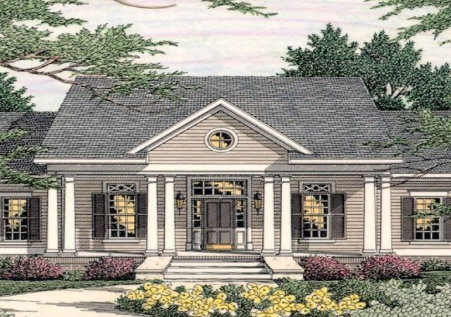 Southern Ranch House Plans Home