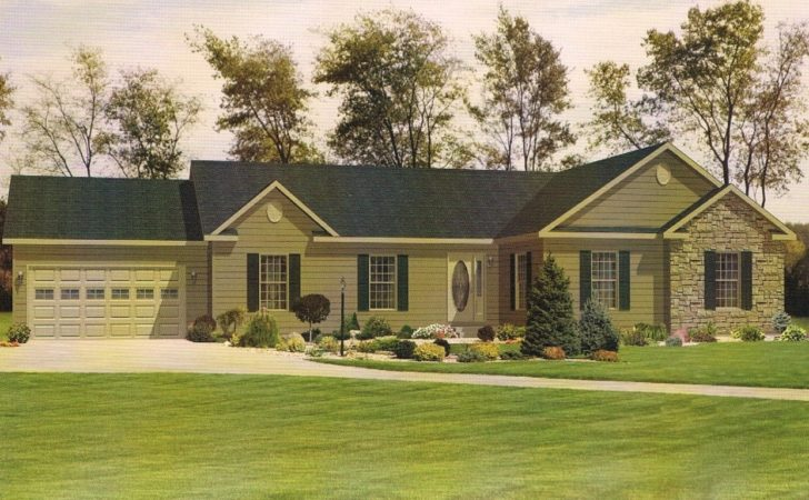 Southern Ranch Style House Plans Front Porch