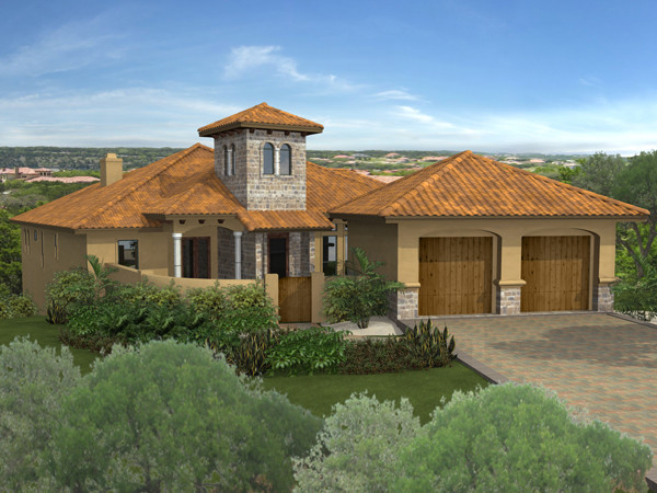 Southwest House Plans Professional Builder