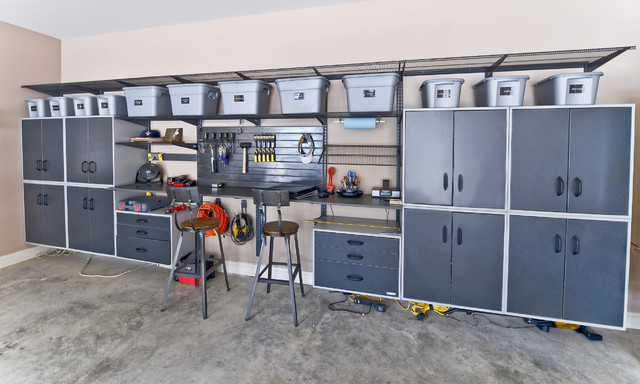 Space Saving Garage Shelves Ideas Must Have Homes
