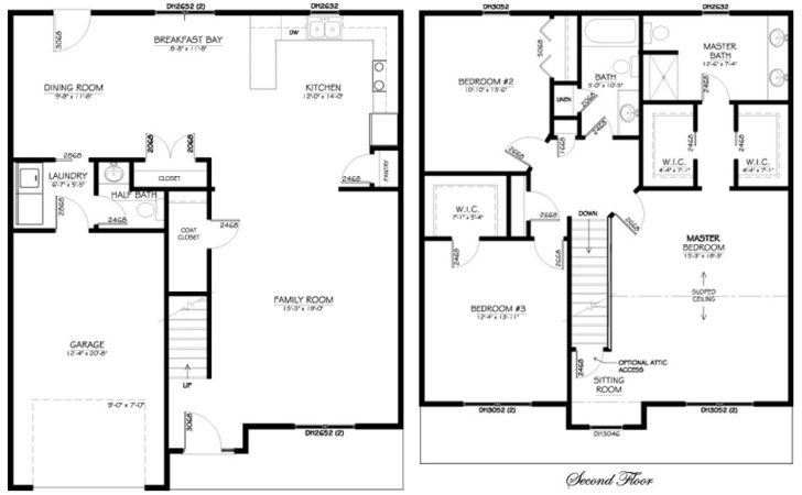 Spacious Story Home Large Master Suite Walk