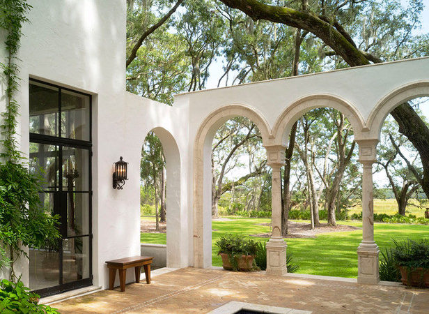 Spanish Courtyard Designs Quotes
