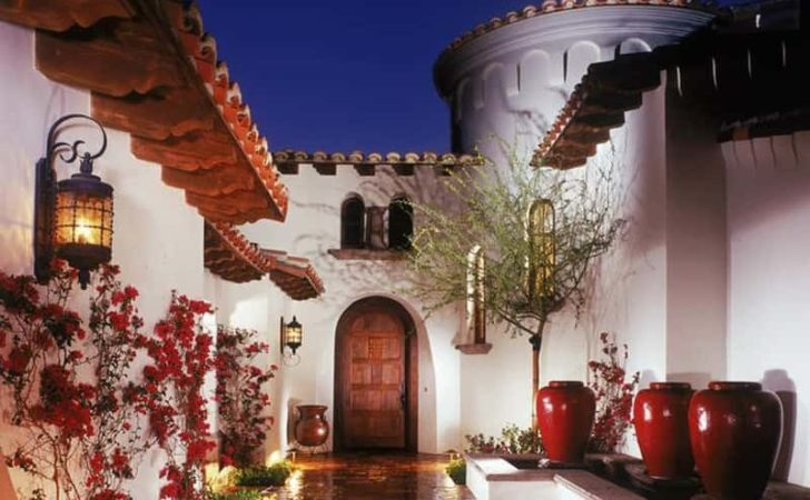 Spanish Homes Your Inspiration