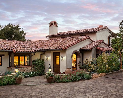 Spanish Style Homes Single Story House List Disign