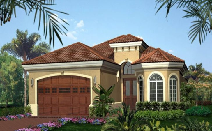 Spanish Style House Plans Bedroom Adhome Home Design Floor