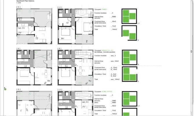 Spectacular House Plans Apartment Attached Home