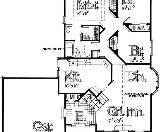 Split House Plans Design Basics